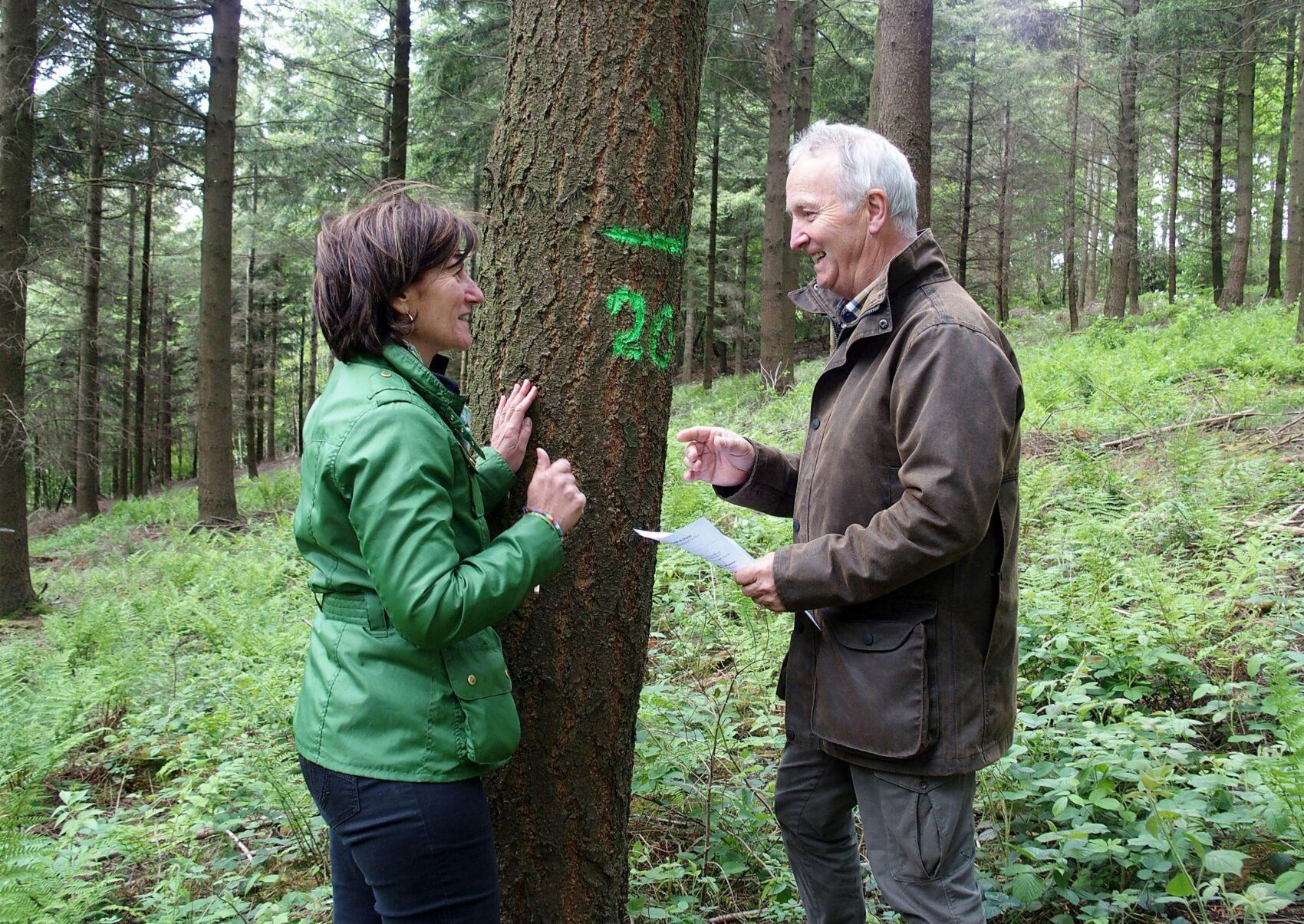 coaching forestier